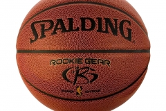 Balon De Basquetbol Spalding Rookie Gear - Brown Spalding