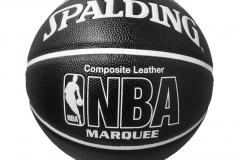 Balón BAsquet Marquee Composite Negro - Negro #6