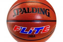 Balón Spalding Flite Composite Naranja - Balon FLITE #7
