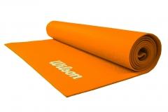 Tapete de Yoga Naranja de 6mm