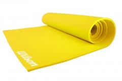 Tapete de Yoga Amarillo de 3mm